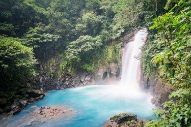 Catarata Rio Celeste, Tenorio National Park. (© Francesco R. Iacomino / Shutterstock.com)