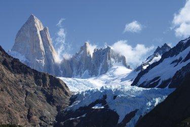 La silhouette dentelée du Cerro Fitz Roy. (© Pierre-Yves SOUCHET)