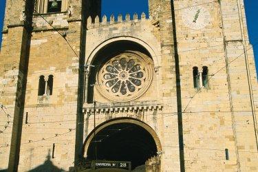 Sé Patriarcal (la cathédrale). (© Author's Image)