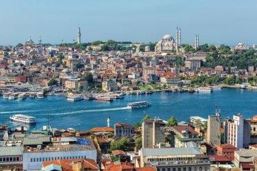 La ville d'Istanbul. (© Vincent_St_Thomas)