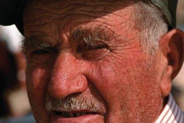 Vieil homme de Paros. (© Author's Image)