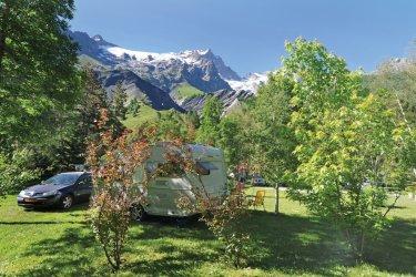 (© Camping de la Meije)