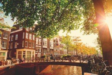 Les quais d'Amsterdam. (© danilovi)