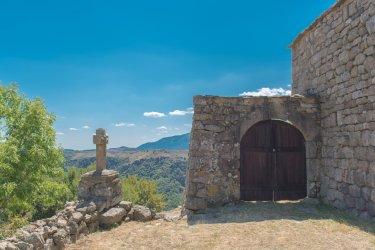 La Garde-Guérin à Prévenchères, Lozère. (© Pascale Gueret - Shutterstock.com)