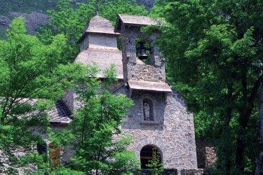 La chapelle de Héas (© PHOVOIR)