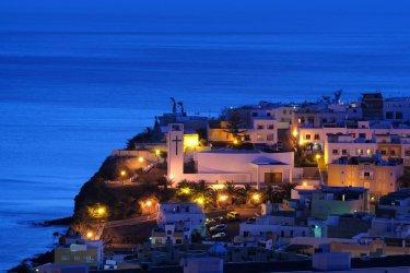 Morro Jable la nuit. (© Philip Lange - Shutterstock.com)