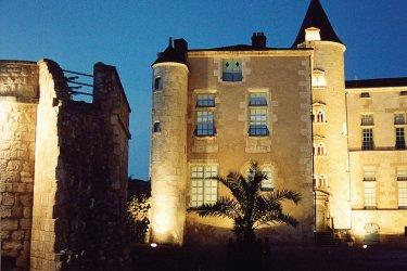 Hôtel de la Sénéchaussée (© Ville de Fontenay-le-Comte)