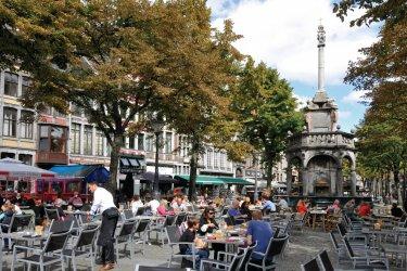 Place du Marché. (© Marc Verpoorten - Ville de Liège)