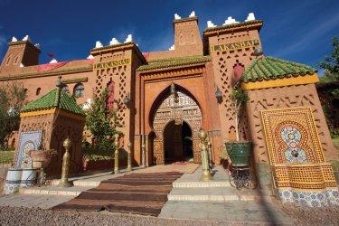 Hôtel Kasbah Asmaa. (© Piccaya - iStokphoto)