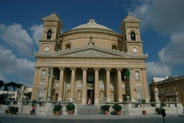 Église de Sainte-Marie ou le Dôme de Mosta. (© Stéphan SZEREMETA)