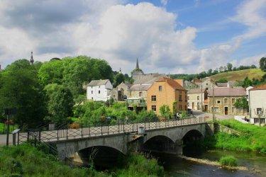 Village de Vierves-sur -Viroin (© FTPN)