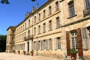 Château-Abbaye de Cassan. (© rysan34 - stock.adobe.com)