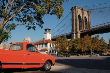 Destination week-end / séjour : Brooklyn