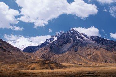 Col de la Raya (4335 m), la porte d'entrée de l'Altiplano. (© Author's Image)