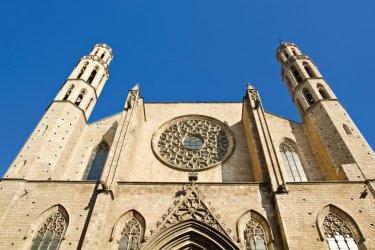Basilique Santa Maria del Mar. (© ToniFlap)