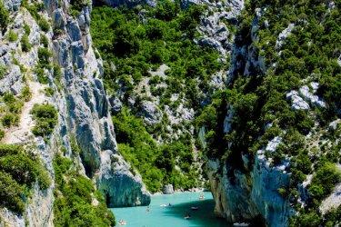 Les Gorges du Verdon. (© PHB.cz (Richard Semik) - Shutterstock.com)
