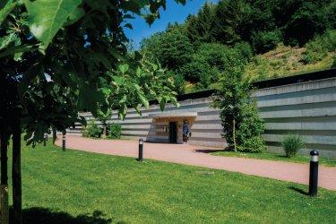 Tellure est situé dans un écrin de verdure (© OFFICE DE TOURISME DU VAL D'ARGENT)