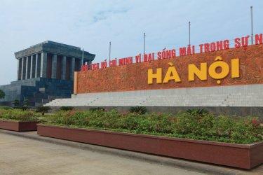 Mausolée du président Hô Chi Minh. (© Philippe GUERSAN - Author's Image)
