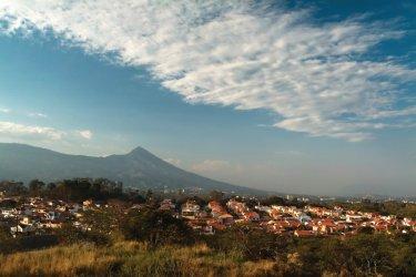 Vue sur la ville de San Salvador. (© Edfuentesg - iStockphoto)