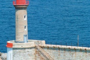 Le phare de Bastia (© Cyril Bana - Author's Image)