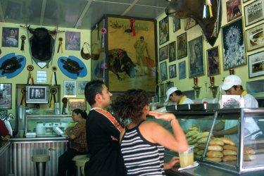Dans un restaurant de Querétaro. (© Sylvie LIGON)