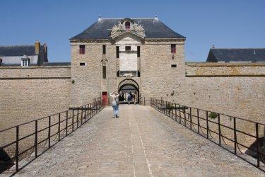 La citadelle de Port-Louis. (© Raymond Thill - Fotolia)