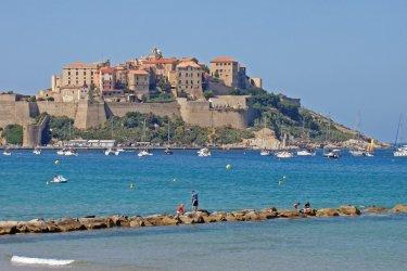 La citadelle de Calvi (© DEAN MORIARTY - FOTOLIA)
