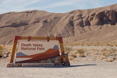 Death Valley National Park. (© David GUERSAN - Author's Image)