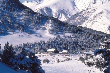 Pistes skiables de Soldeu-el Tarter (© Ministère du Tourisme du Gouvernement d'Andorre)