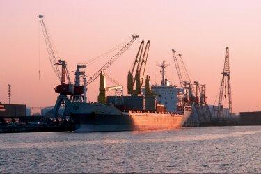La zone industrialo-portuaire de Dunkerque (© JERÔME BERQUEZ - AUTHOR'S IMAGE)
