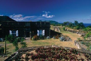 Fort Napoléon à Terre-de-Haut. (© Author's Image)