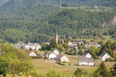 Saint-Sauves-d'Auvergne. (© OTSA)