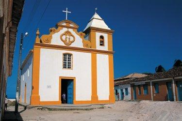 Igreja Nossa Senhora d'Ajuda. (© B. MARTINEZ - Iconotec)