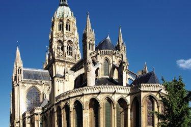 La cathédrale de Bayeux (© Uolir - Fotolia)