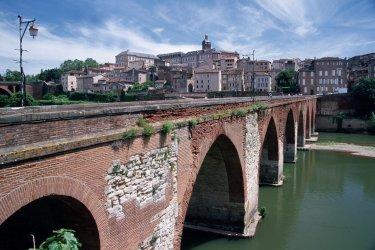 Le Pont Vieux - Albi (© PHOVOIR)