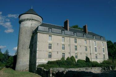 Château de Tours (© Stéphan SZEREMETA)