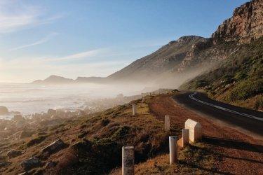 Route côtière près du Cap de Bonne-Esperance (© Abdesslam Benzitouni)