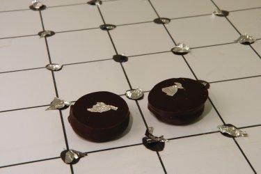 Chocolaterie de puyricard (© Lawrence BANAHAN - Author's Image)