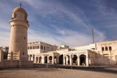 Qatar : Souq Waqif.