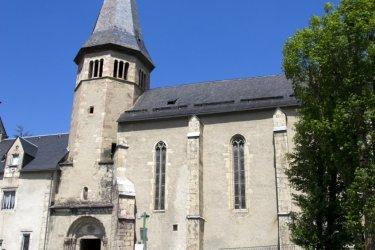 Eglise d'Arreau. (© Pictures news - Adobe Stock)