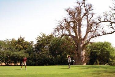 Le golf de Saly. (© Author's Image)