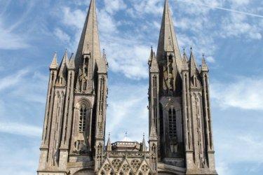 Le cathédrale de Coutances (© Petitonnerre - Fotolia)