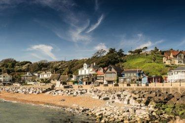 Ventnor, Isle of Wight. (© laurencebaker - Adobe Stock)