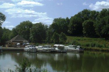 Balade fluviale à Chaumot. (© Laëtitia STEIMETZ)