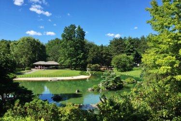 Jardin botanique de Montréal. (© Valérie FORTIER)