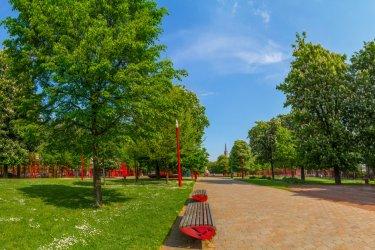 Parc Jean-Baptiste Lebas. (© sdecoret - Fotolia)