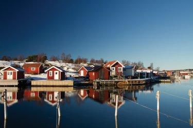 Göteborg est la seconde ville de Suède.