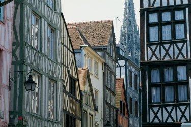 Le vieux Rouen (© TOM PEPEIRA - ICONOTEC)