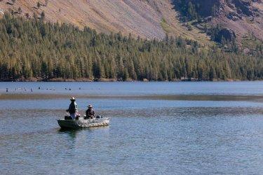 Mammoth Lakes. (© David GUERSAN - Author's Image)