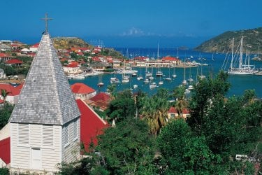 Destination week-end / séjour : Saint-Barthélemy